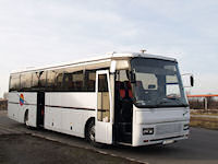 Renting of coaches - Volvo