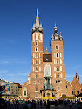 Church of Our Lady Cracow